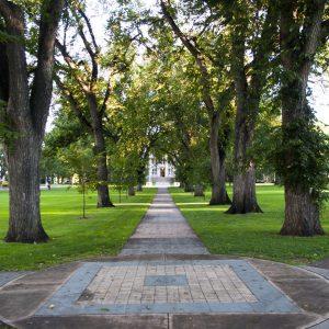 CSU Oval