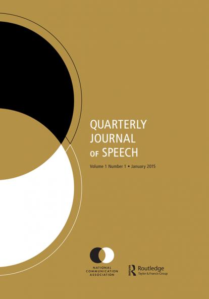 Quarterly Journal of Speech
