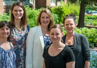 faw onCSU research team that received NEA grant
